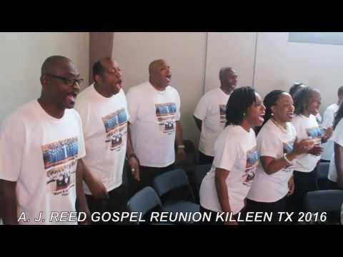 A.J.REED GOSPEL REUNION KILLEEN TX. 2016