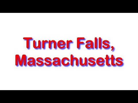 Battle Of Turners Falls, Massachusetts - Travels With Phil