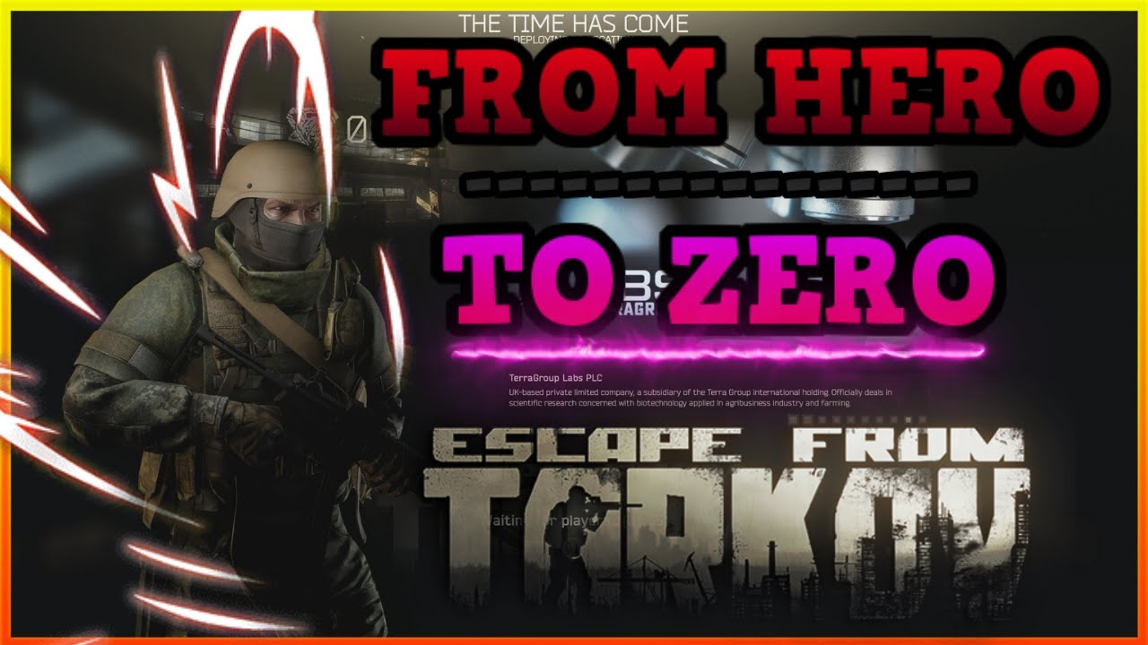 The Games Private Industry Plays With >> Decked To The Nines Escape From Tarkov Youtube
