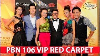PBN 106 VIP Party - Red Carpet