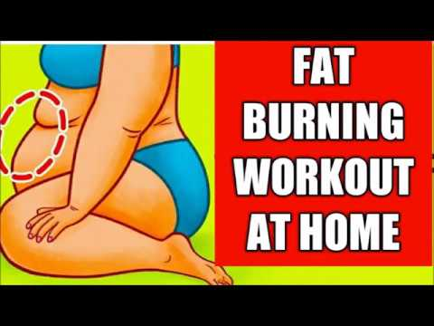 FAT BURNING WORKOUT || EASY FULL BODY FAT BURNING WORKOUT || IN HINDI