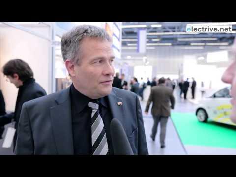 Video-Interview: Prof. Hans-Christian Reuss, Universität Stuttgart.