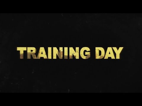 Training Day was a long day