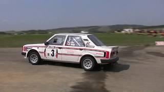 Star Rally Historic 2017 | H3 | Jan Frei - Petr Šlegl