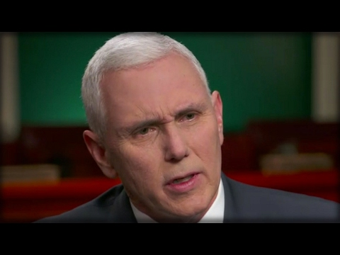 Thumbnail: WATCH: MIKE PENCE MAKES SUDDEN LGBT ANNOUNCEMENT... SUPPORTERS CAUGHT OFF GUARD