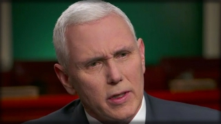 WATCH: MIKE PENCE MAKES SUDDEN LGBT ANNOUNCEMENT... SUPPORTERS CAUGHT OFF GUARD