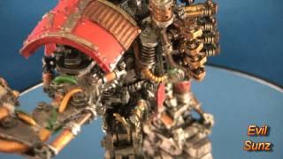 Warhammer 40K Waaag! # 4 Evil Sunz Megadred