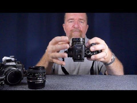 New Manual Focus Lenses