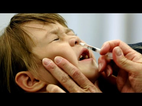 CDC: Don't use nasal spray flu vaccine