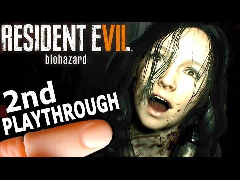 RESIDENT EVIL 7: BIOHAZARD 2nd Walkthrough, Alternative ENDING Full Gameplay PS4 Pro