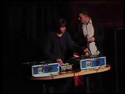 Audio Bullys - Fragment uit optreden Live in Club Lek 2-4-20