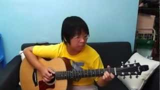 My love ---  Westlife   (Acoustic guitar cover)