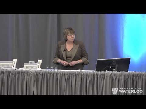 Anne McLellan Lecture and Panel. School of Public Health and Health Systems