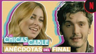 Las chicas del cable | Escenas postcréditos: la grabación del episodio final