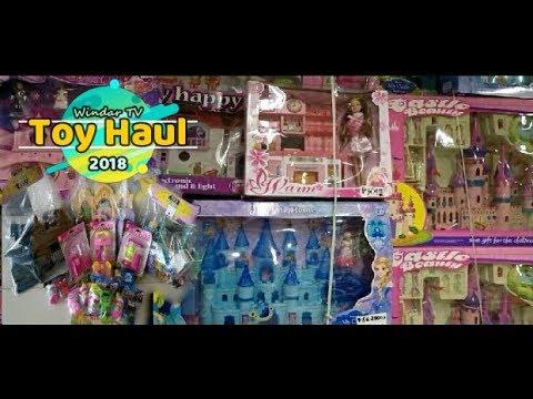 Toy Haul 2018 Divisoria Tutuban 999 168 Lucky chinatown Mall