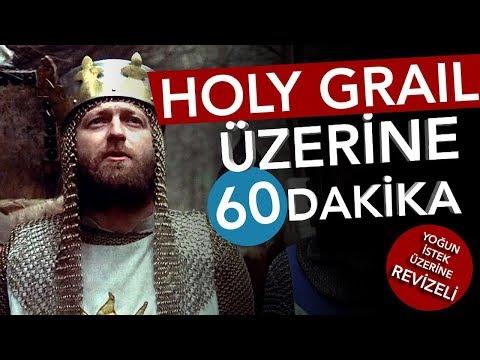 📽 TEKRAR YAYIN - Monty Python and the HOLY GRAIL Üzerine 60 Dakika - Sinema Günlükleri Bölüm #12