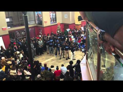 Tuskegee University 2014 Cafe Party Phi Beta Sigma Fraternity UNATTAINABLE Beta Kappa Chapter