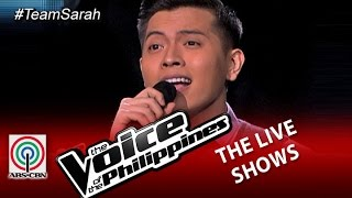 "The Live Shows ""Thinking Out Loud"" by Jason Dy (Season 2)"