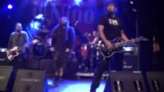 Ill Niño Predisposed Live Szene Wien 2014