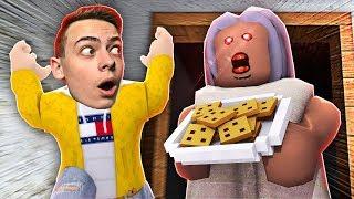 ПОБЕГ ОТ ДЕДУЛИ В РОБЛОКС БАБУШКА ГРЕННИ И ДИМА играют Escape Grandpas House roblox thumbnail
