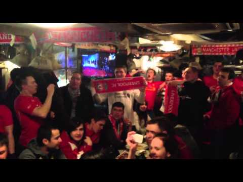 Zenit - Liverpool after party!  #YNWA # LFC