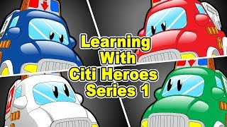 Learning with Citi Heroes Series 1