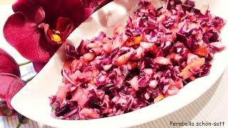Thermomix® Rotkohlsalat, Red Cabbage Salad