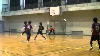 2012小矢部フットサル大会vsスターク