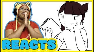 Why I Don't Like Reading | Jaiden Animations | Aychistene Reacts