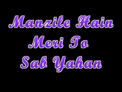 Kabhi Jo Baadal Barse(Female) Sherya Ghoshal with lyrics by Faisal