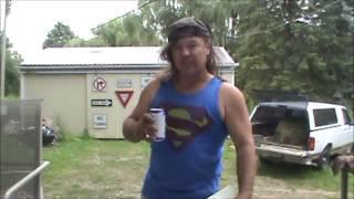 ALS Ice Bucket Challenge, Kevin B Klein Nashville / Detroit rocker, indie artist