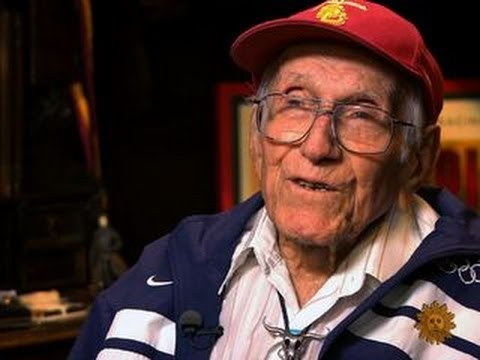 Remembering the Unbroken spirit of Louis Zamperini