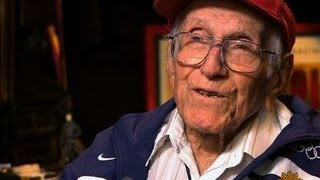 "Remembering the ""Unbroken"" spirit of Louis Zamperini"