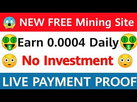Legit bitcoin mining sites 2020 no investment