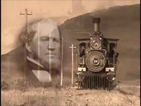 Brigham Young and The Trans Continental Railroad