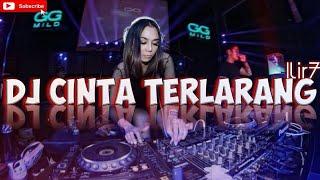 DJ CINTA TERLARANG Ilir7 • Odiie Rmx _ RemixFunkot