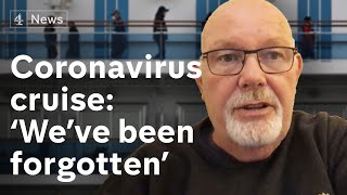 Coronavirus cruise: British passenger David Abel asks to be evacuated off Diamond Princess ship