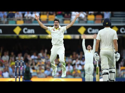 Ashes: England close day one of first Test against Australia on 196-4