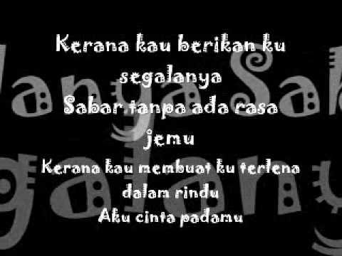 Kerana Kau by Daiyan Trisha cover by Inwan Norazizol