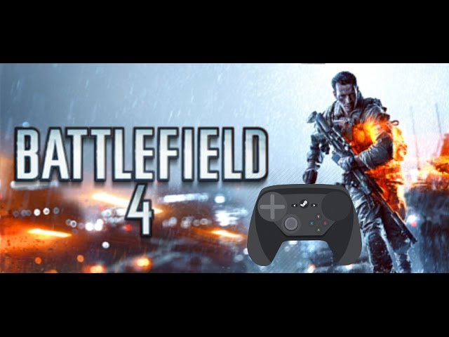 Steam Controller FPS sensitivity Battlefield 3/4