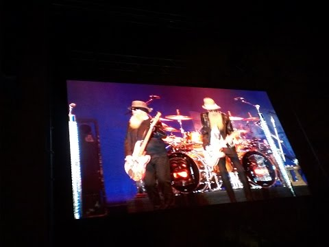 ZZ Top - La Grange / Sloppy Drunk Jam - Live at Azkena Rock Festival 2015 (Vitoria-Gasteiz)