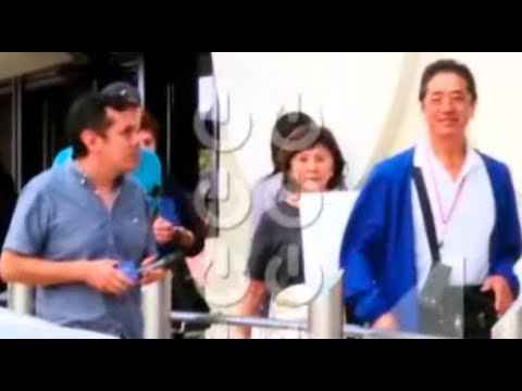 Jaime Yoshiyama fue captado por cámaras de Punto Final en Miami