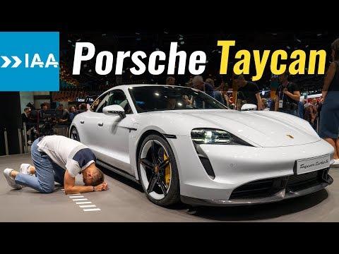 Porsche Taycan 1-е поколение Купе