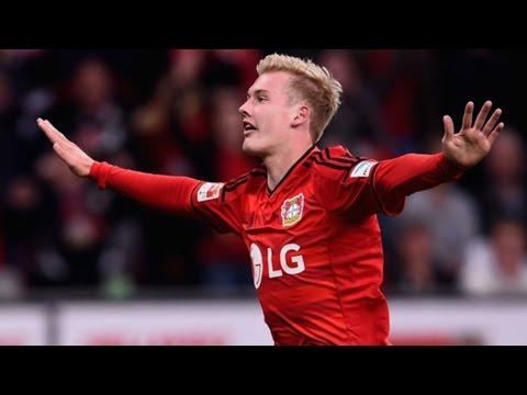 Julian Brandt Goals and Skills 2015/2016 - German footballer