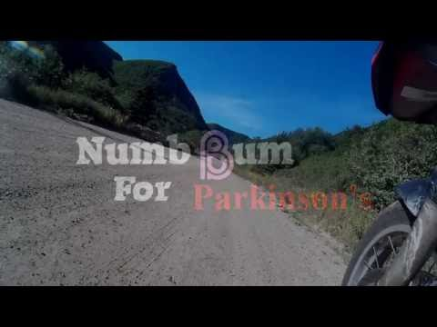 Numb Bum for Parkinson's - The road from Meat Cove, Cape Breton