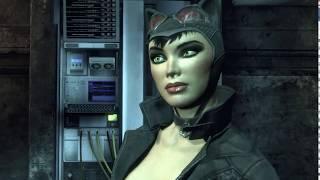 Batman - Arkham City(Женщина-кошка проникновение в хранилище)