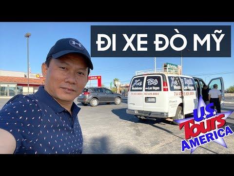 Rời Ks. Aria, đi Xe đò Từ Las Vegas Về Westminster, Little Saigon