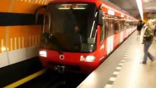 Pražské Metro / Prague Subway