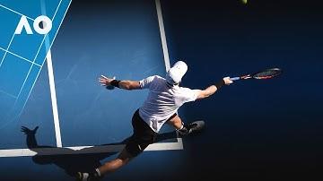 Murray v Querrey match highlights (3R) | Australian Open 2017