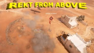 BF1 - REKT from above